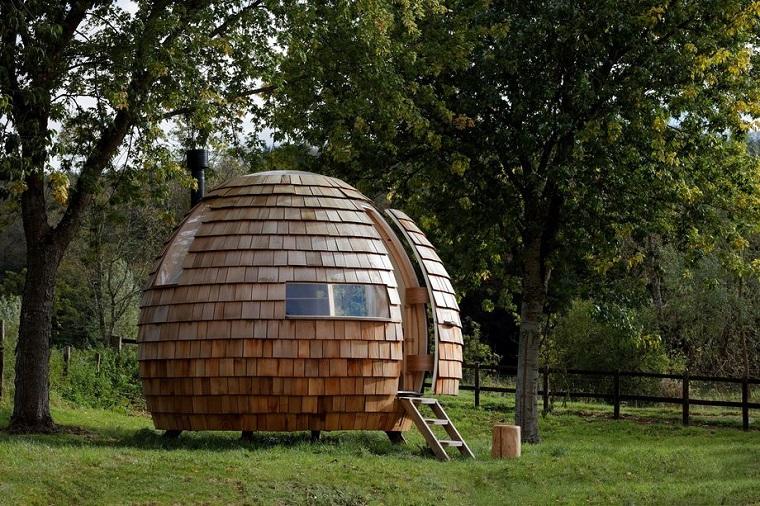 casas-pequenas-y-bonita-idées-casa-redonda-podmakers-diseño