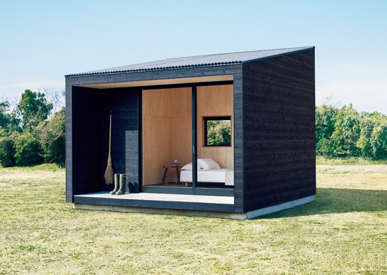 petites et belles maisons-idées-Muji