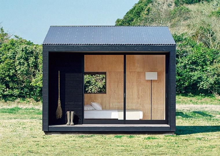 petites maisons magnifiques muji-casita-pequena-diseño-original