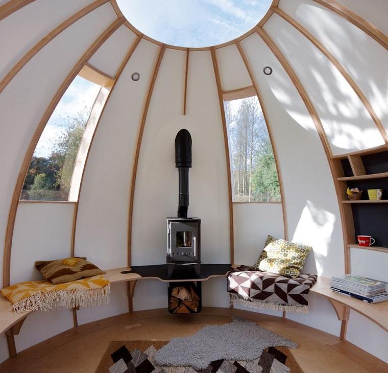 casas-pequenas-y-bonita-idées-casa-redonda-podmakers