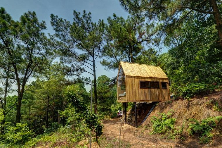 maison-forêt-Chu-Van-Dong-design-moderne