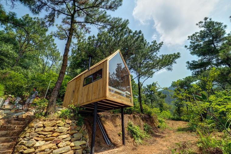 maison-forêt-Chu-Van-Dong