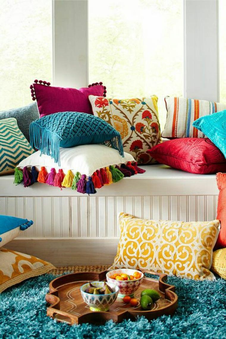textiles frangés