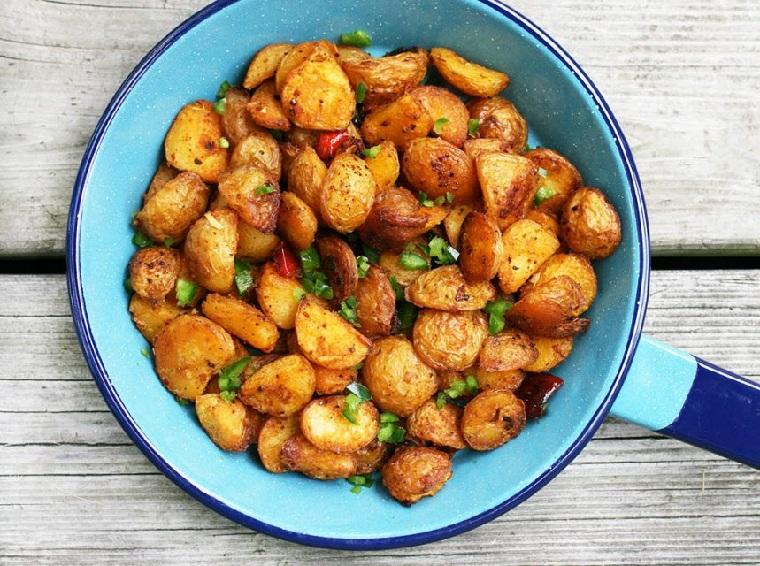 Pommes de terre au four-idées-recettes-options-rapides