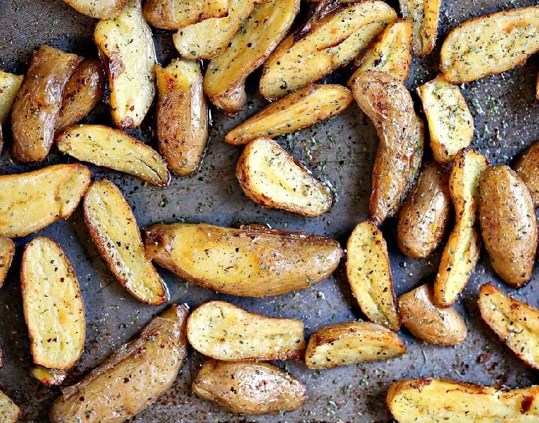 pommes de terre-al-horno-limon-receta-idées