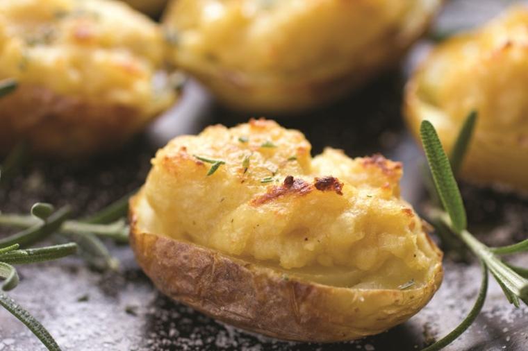 pommes de terre végétaliennes