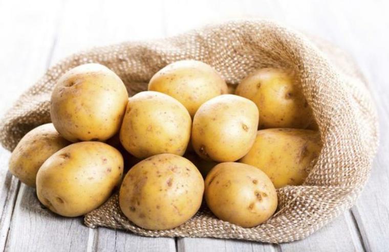 Pommes de terre minérales