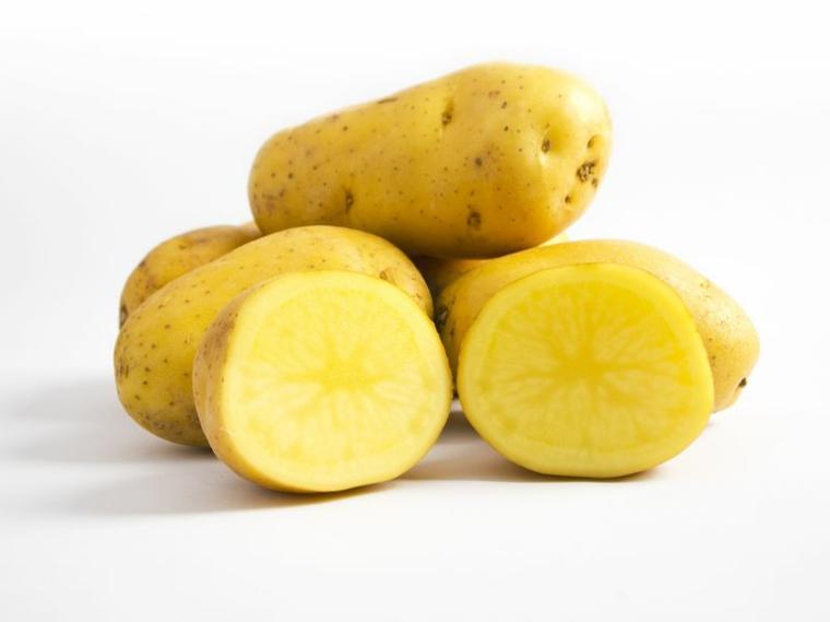 manger des pommes de terre