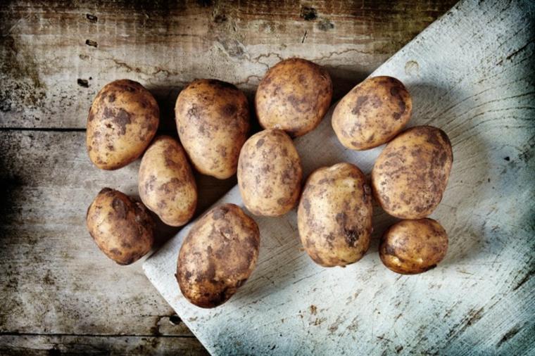 avantages de la pomme de terre