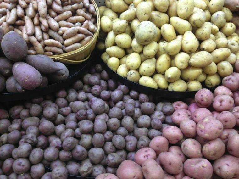 avantages de manger des pommes de terre