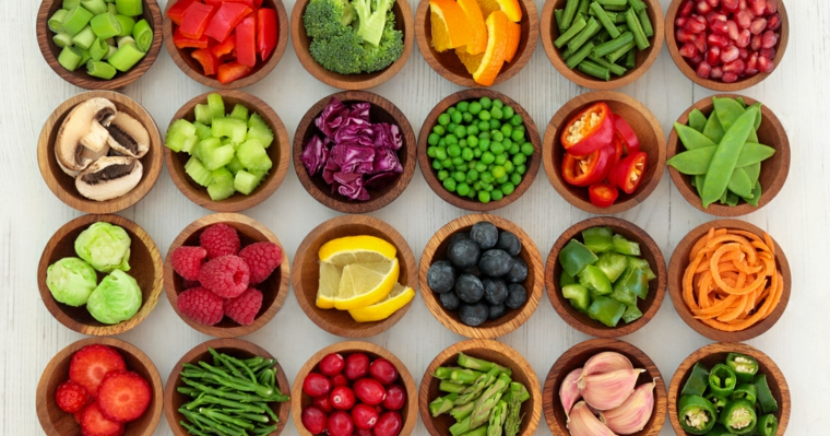 pyramide alimentaire-legumes-fruits
