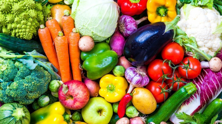 pyramide alimentaire-fruits-legumes