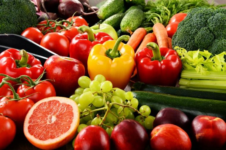 pyramide nourriture-legumes-fruits-en bonne sante