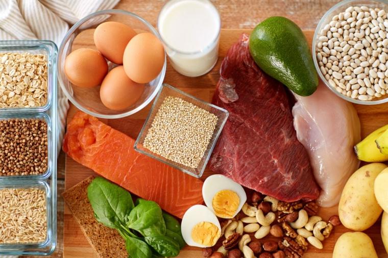 repas faciles - protéines saines