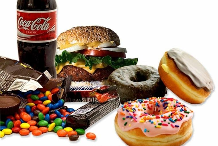 nourriture nutritive-nourriture-poubelle