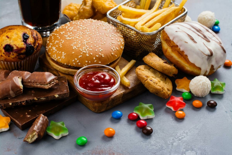 images de nourriture-malbouffe