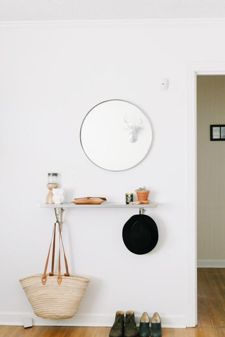 idées de décoration-receveurs-bohémiens