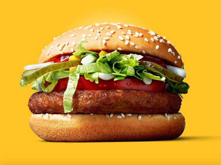 recette de hamburger de légumes