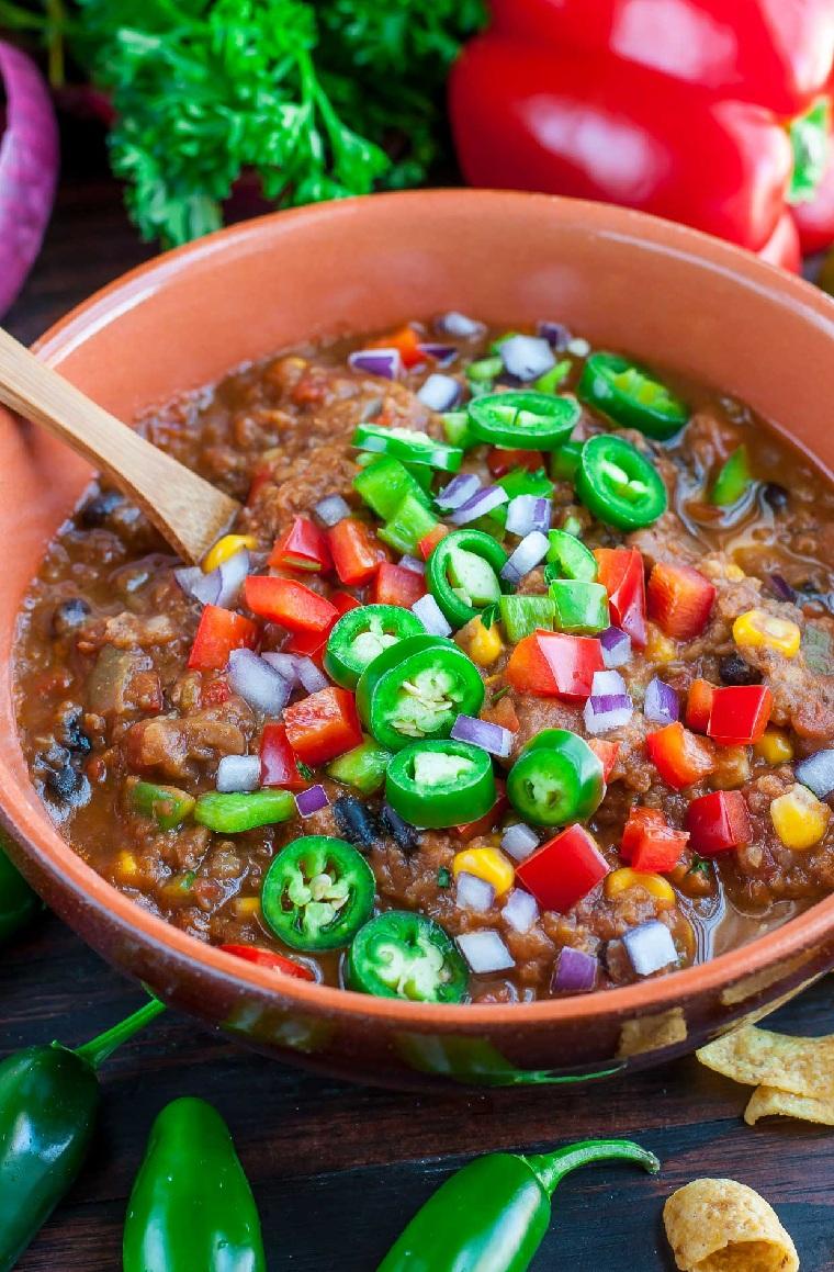 recette-lentilles-piment-végétarien-delicoso-facil-rapido