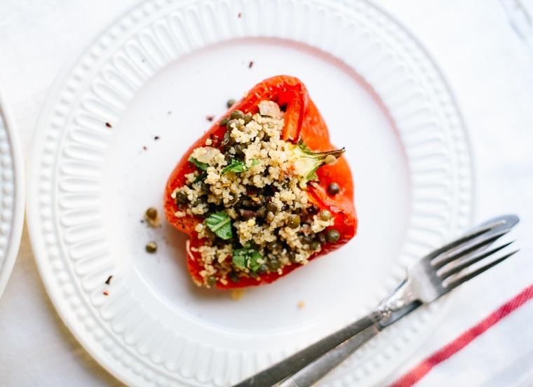 recette-lentilles-cuscus-poivrons-rouge