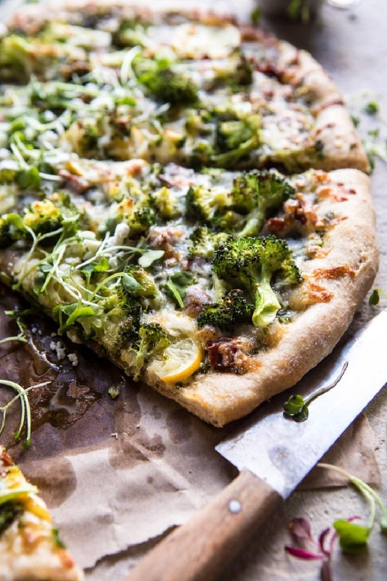 recettes-à-brocoli-citron-pizza-saveur