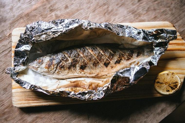 recettes avec poisson-options-dîner-nourriture