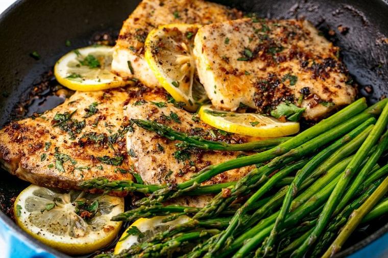 recettes avec poisson-the-golden-recette