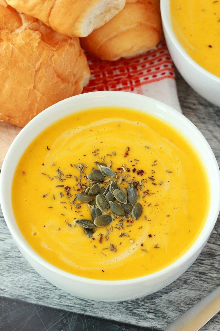 recettes-avec-soupe-potiron-options-recette-facile-rapide-délicieux