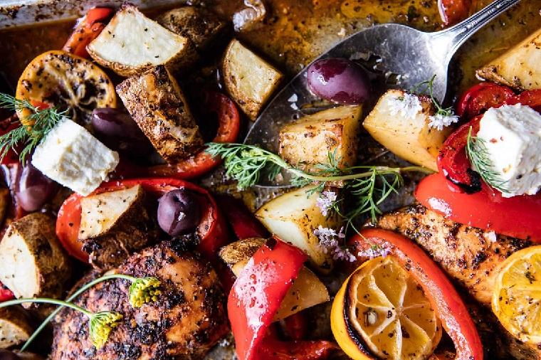 recettes-avec-poitrine-de-poulet-legumes-options