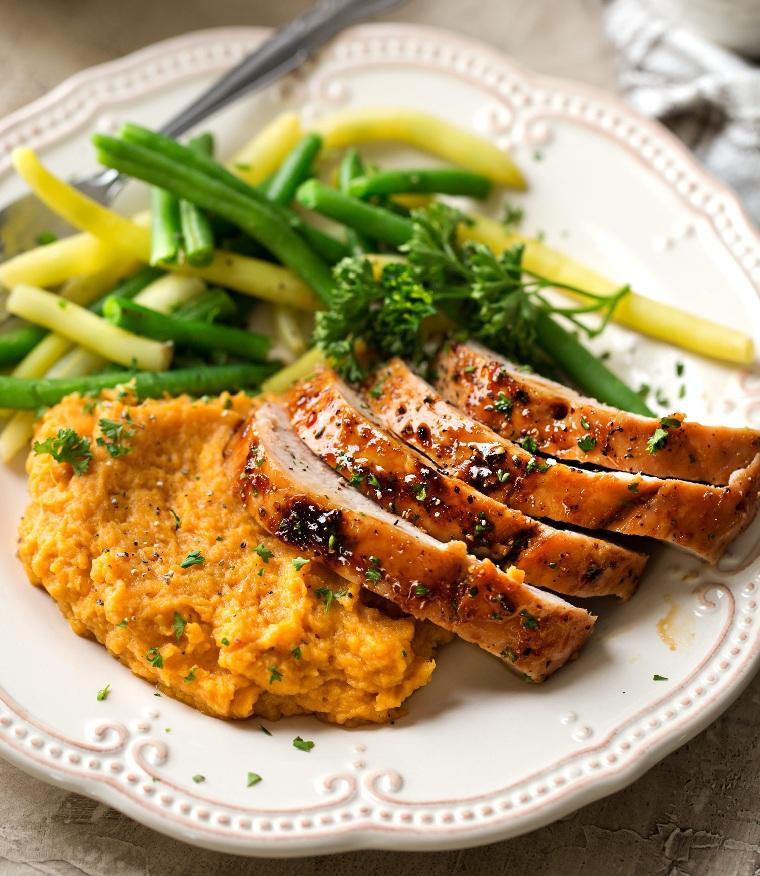 recettes-de-surlonge-de-porc-gingembre-garnison