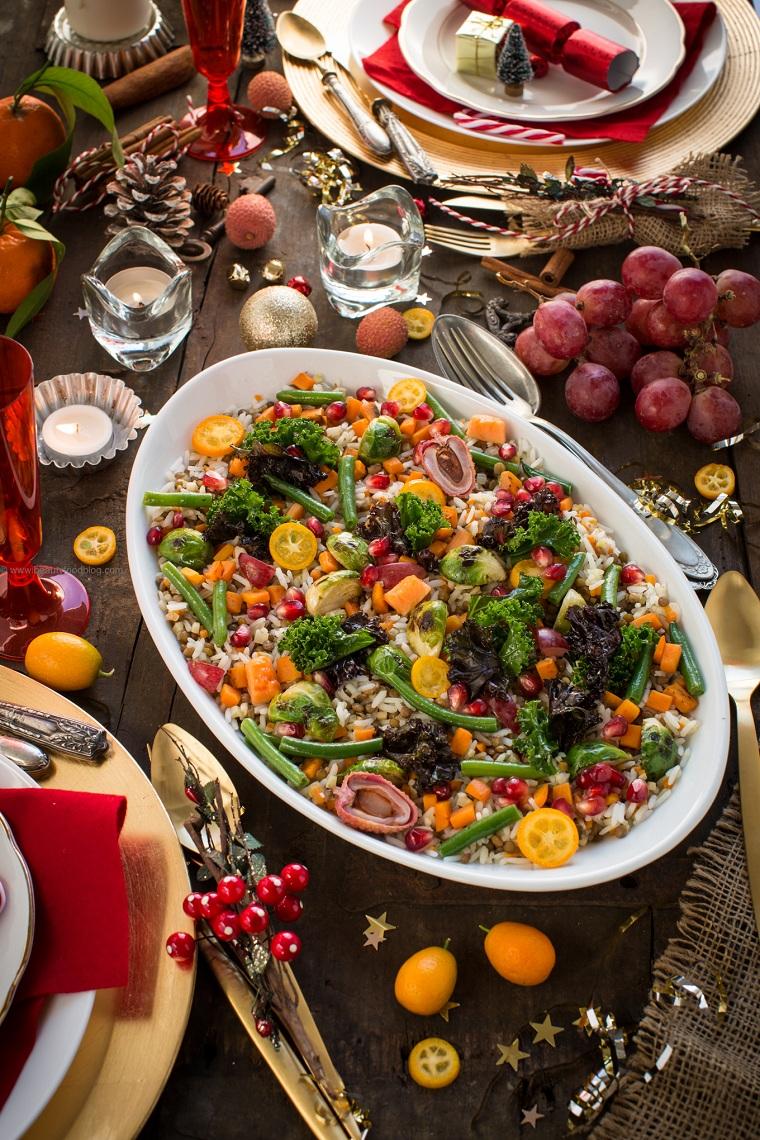 lentilles aux légumes-articles divers-recette