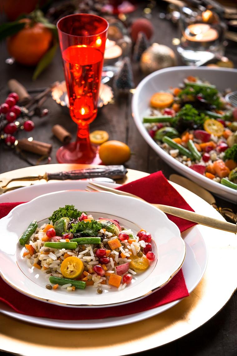 lentilles-avec-légumes-recette-aromatisée