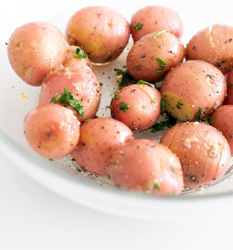 recettes de pommes de terre de garnison