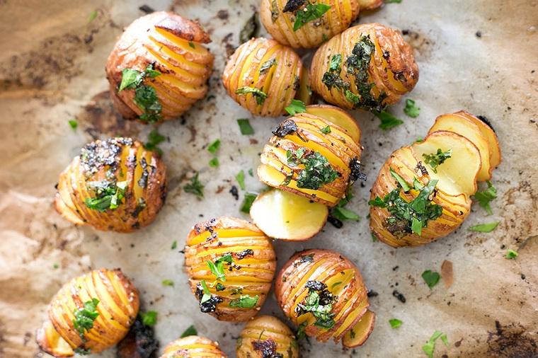 recettes-de-garnison-de-patates-de-noel
