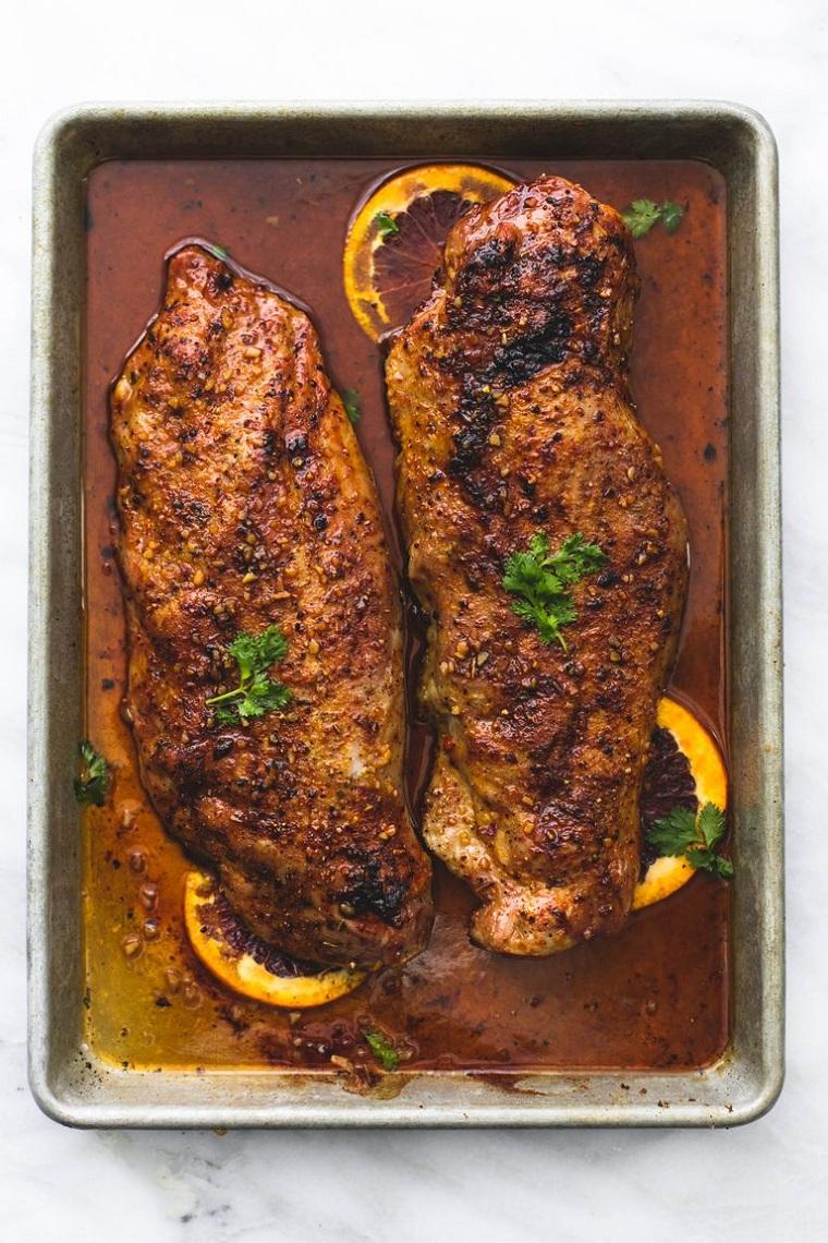 recettes-dîner-noël-surlonge-porc-glaçage