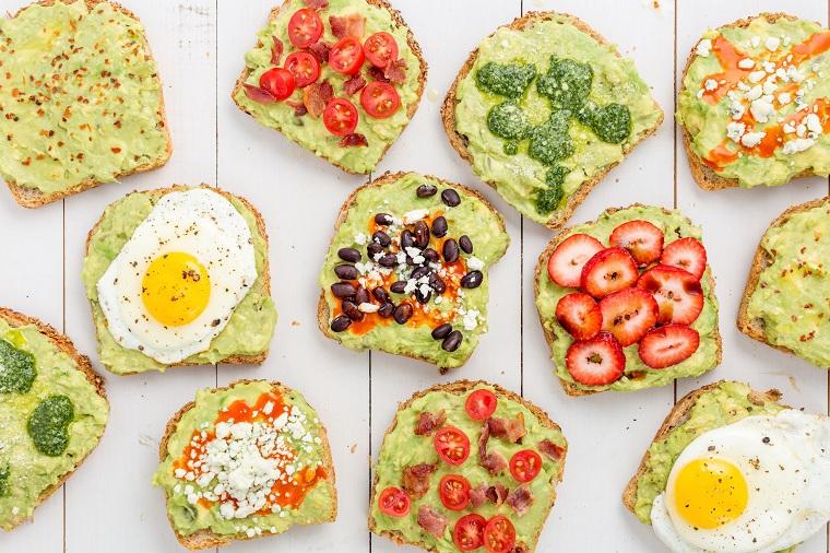 recettes-pour-petit-déjeuner-toast-ideas