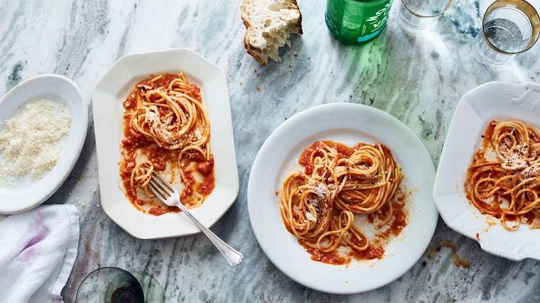 recettes-espagetis-idées faciles et économiques