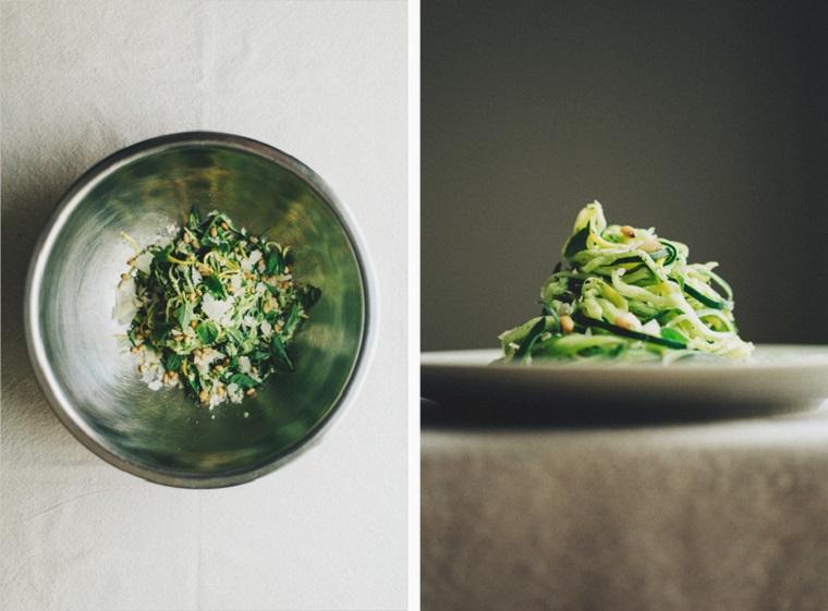 recettes-végétarien-nouilles-faciles-courgette-assaisonnement-riche