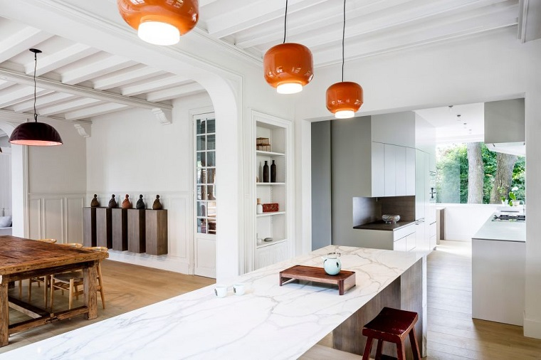intérieurs-plan-ouvert-moderne