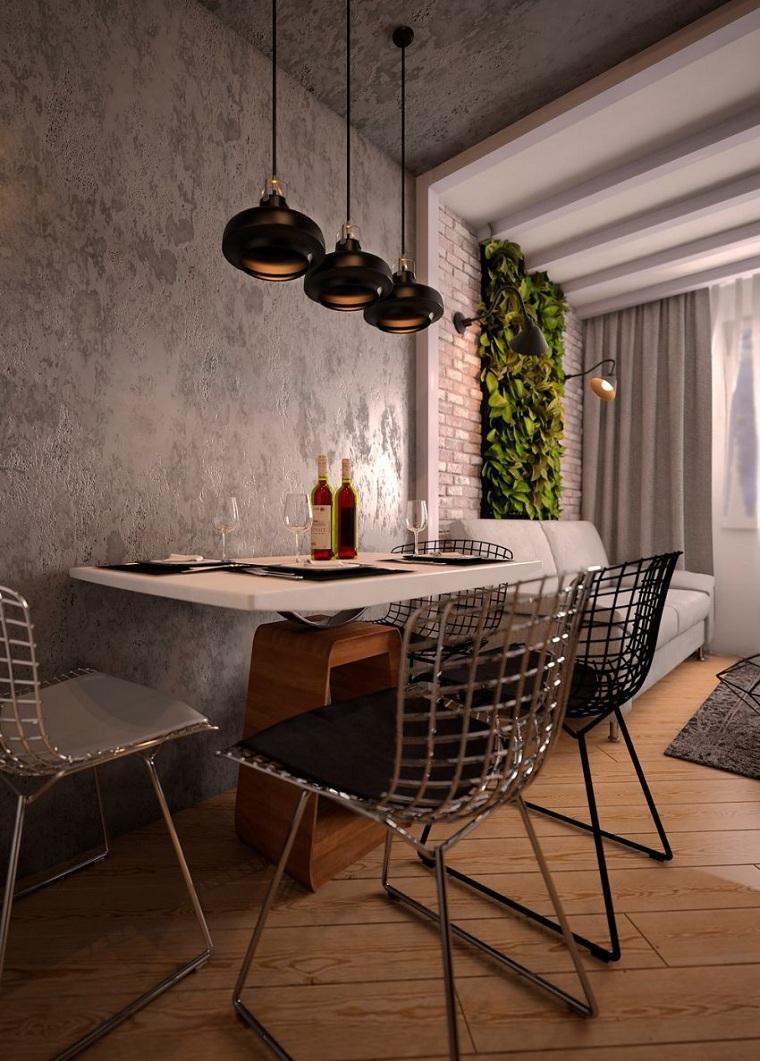 placoplâtre-options-original-salle à manger
