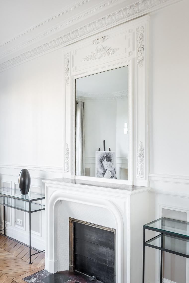 cheminée-miroir-details-plâtre-moderne-options