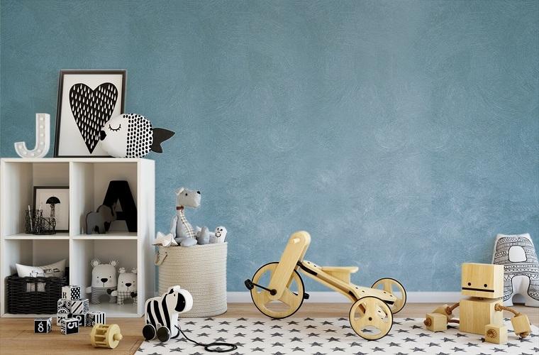 revêtement mural-options-chambre-enfant