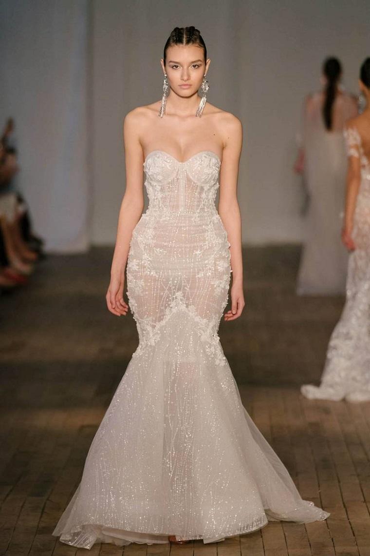 Robes de mariée modernes options-designs-pronovias-2019