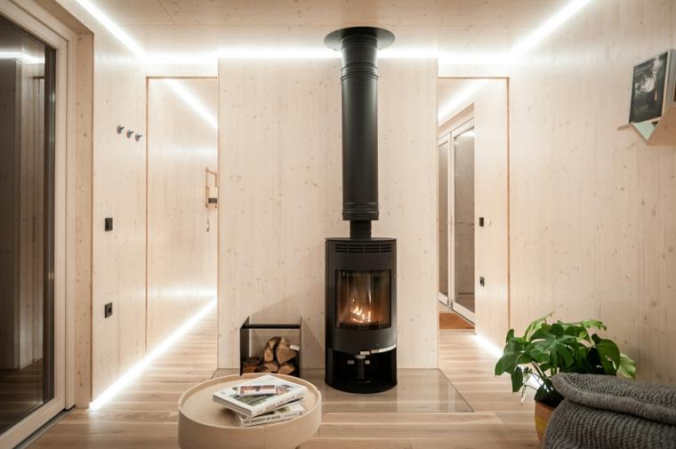 cabines-pour-relax-intérieur-cuisinière