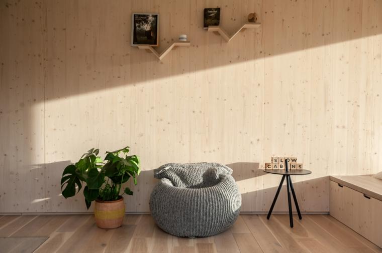 Chambre pour-relax-interior