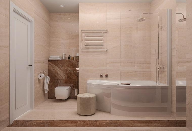 salle de bain-idées-de-baignoire modernes