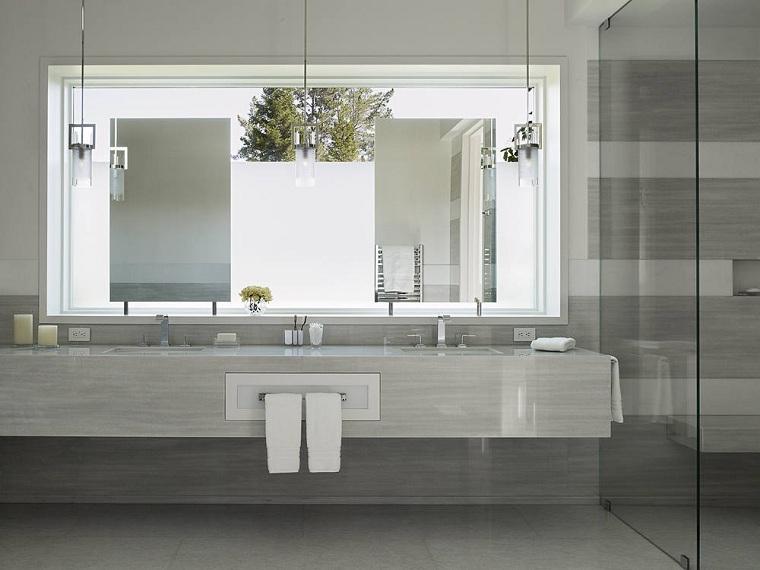 quatrième salle de bain-idées-évier-walker-warner-architectes