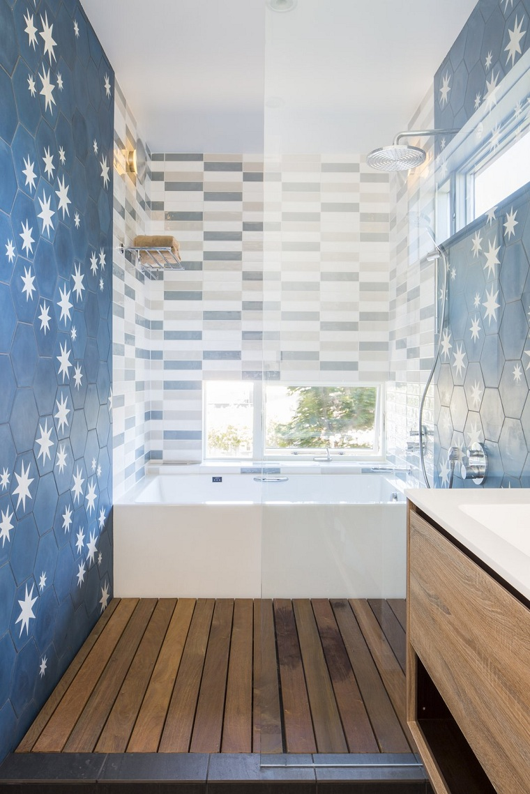 salles de bains modernes-design-CAST-Architecture