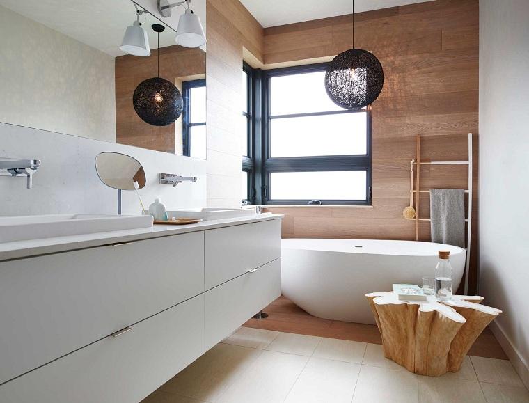 salles de bains modernes-design-Denise-Ashmore