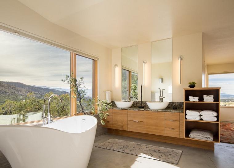 design-moderne-salles de bain-Gettliffe-Architecture